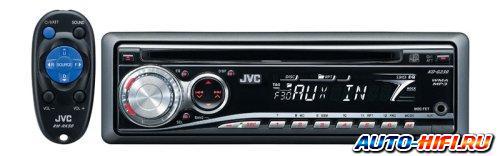 Автомагнитола JVC KD-G230