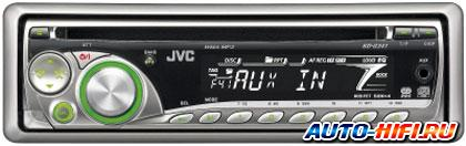 Автомагнитола JVC KD-G341