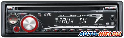 Автомагнитола JVC KD-G342