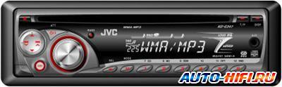 Автомагнитола JVC KD-G347S