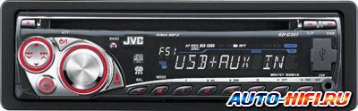 Автомагнитола JVC KD-G351E