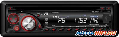 Автомагнитола JVC KD-G357EE