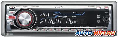 Автомагнитола JVC KD-G541