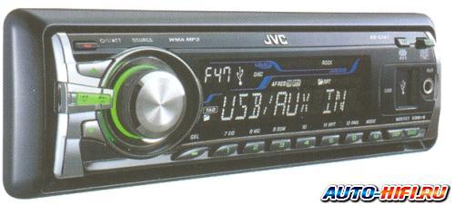 Автомагнитола JVC KD-G747EE