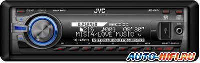 Автомагнитола JVC KD-G847EE