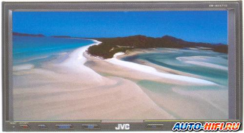 Автомагнитола JVC KW-AVX710EE