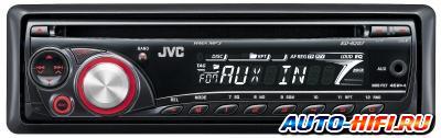 Автомагнитола JVC KD-R207EE