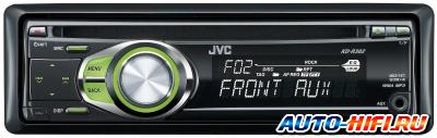 Автомагнитола JVC KD-R302