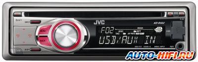 Автомагнитола JVC KD-R402