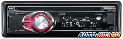 Автомагнитола JVC KD-R407EE