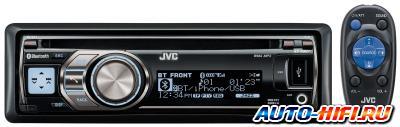 Автомагнитола JVC KD-R807EE