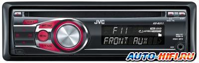 Автомагнитола JVC KD-R311E
