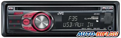 Автомагнитола JVC KD-R35E