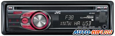 Автомагнитола JVC KD-R38EE
