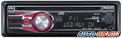 Автомагнитола JVC KD-R411E