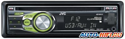 Автомагнитола JVC KD-R412E