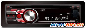 Автомагнитола JVC KD-R417EE
