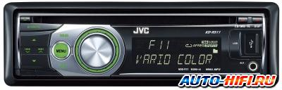 Автомагнитола JVC KD-R511
