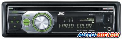 Автомагнитола JVC KD-R517EE