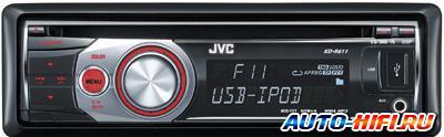 Автомагнитола JVC KD-R611