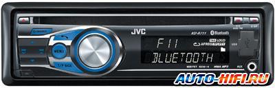 Автомагнитола JVC KD-R711