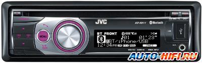 Автомагнитола JVC KD-R811