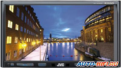 Автомагнитола JVC KW-AVX730EE
