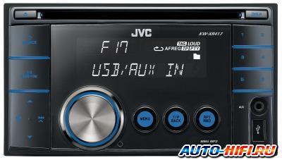 Автомагнитола JVC KW-XR417EE