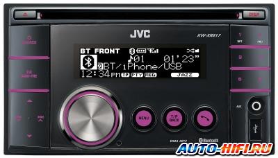 Автомагнитола JVC KW-XR817EE