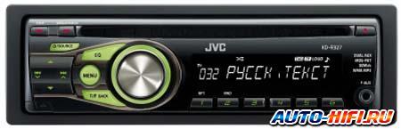 Автомагнитола JVC KD-R327EE