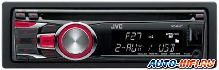 Автомагнитола JVC KD-R427EE