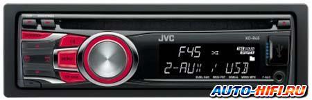 Автомагнитола JVC KD-R45E