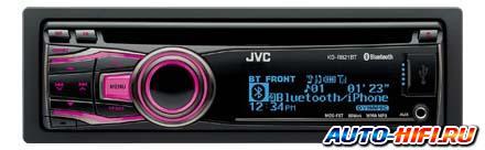 Автомагнитола JVC KD-R821BT