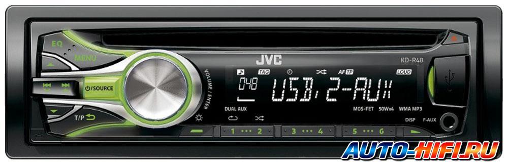 Jvc Kd R48 инструкция