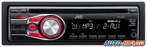 Автомагнитола JVC KD-R331E