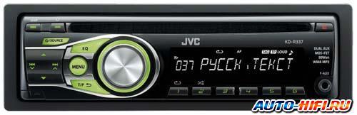 Автомагнитола JVC KD-R337EE