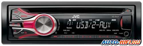 Автомагнитола JVC KD-R431E