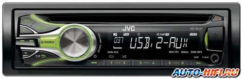 Автомагнитола JVC KD-R437EE