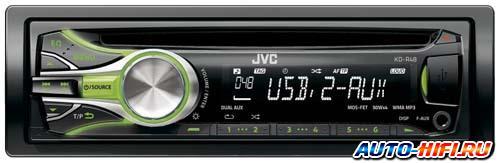 Автомагнитола JVC KD-R48EE