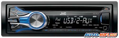 Автомагнитола JVC KD-R531E
