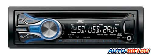 Автомагнитола JVC KD-SD637EE