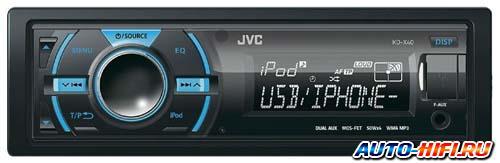 Автомагнитола JVC KD-X40EE