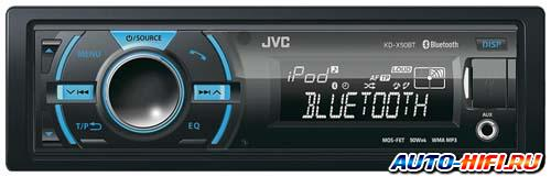 Автомагнитола JVC KD-X50BT