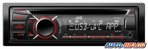 Автомагнитола JVC KD-R441E