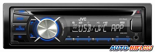 Автомагнитола JVC KD-R442E
