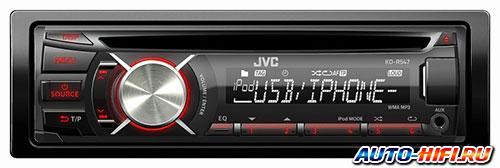 Автомагнитола JVC KD-R547EE
