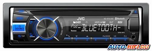 Автомагнитола JVC KD-R741BTE