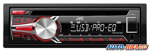 Автомагнитола JVC KD-R451E