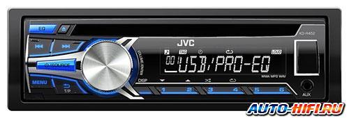 Автомагнитола JVC KD-R452E
