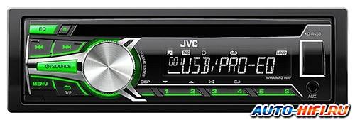 Автомагнитола JVC KD-R453E